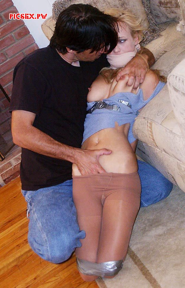 chick was invited to visit and raped hard