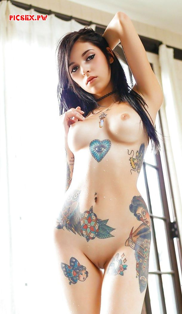 tatuirovannoe body naked girls