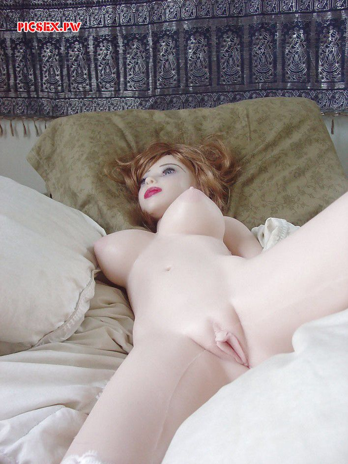 sex with a malleable doll for fucking