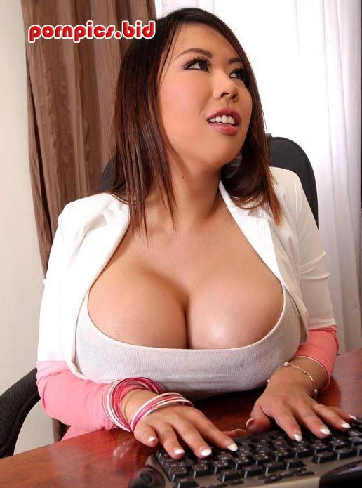 mega huge Tits milf Asian women