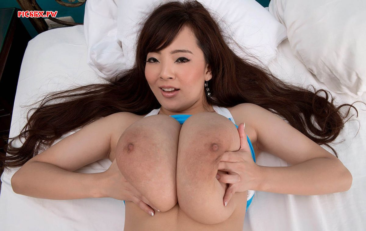 huge breast Japanese women