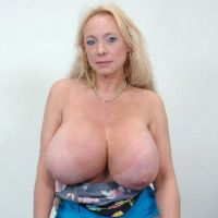 huge Boobs Mature aunts