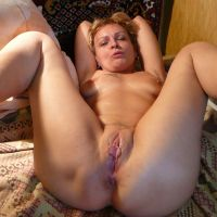 pussy Mature wench private