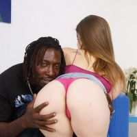 ebony and midget big ass