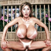 very large Breasts Asian whores