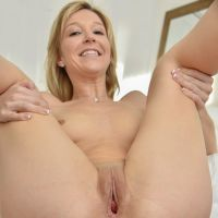 semen all over the crotch milf