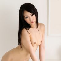 beautiful petite Asian naked