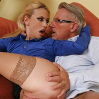 xxx man is young girl in the ass